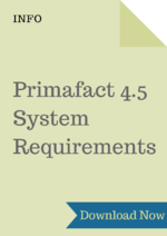 Primafact 4.5 System Requirements