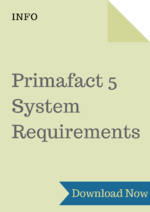 Primafact 5 System Requirements